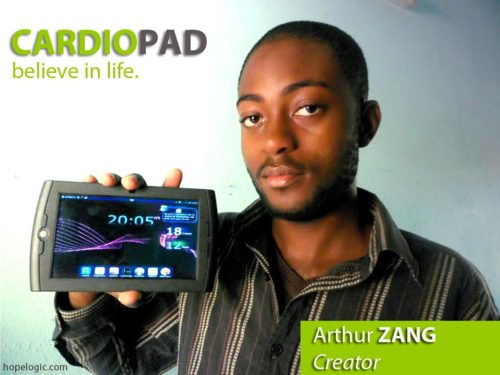 Author Zang named Forbes amongst 30 most promising young enterpreuners in Africa 2014