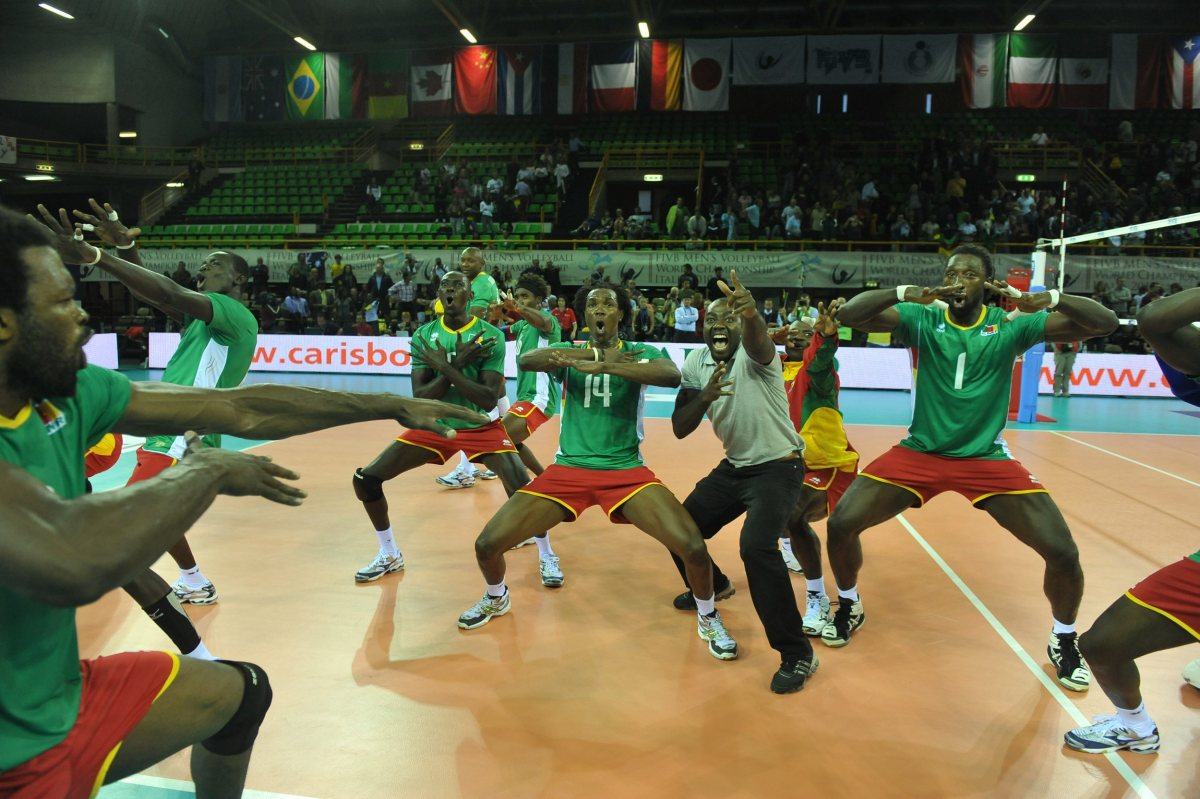 Cameroon me volleyball team secure sport at world championship