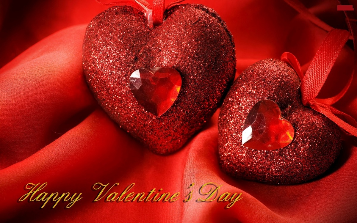 Happy St Valentine's Day to everyone