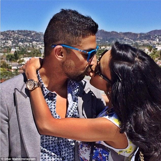 Dhar mann dating lilly ghalichi