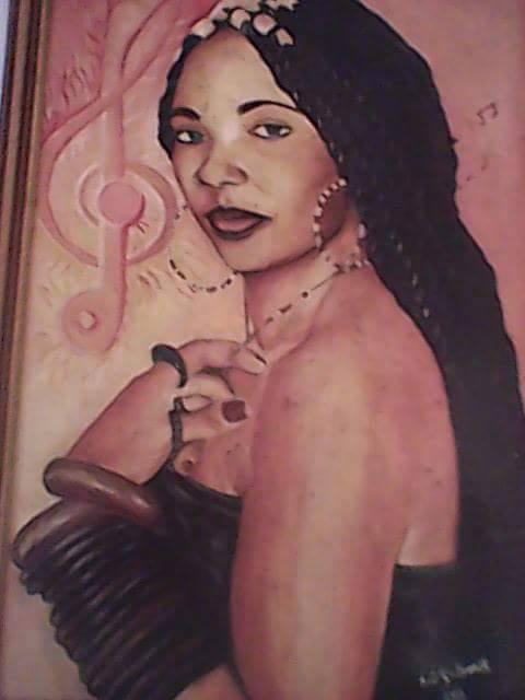 Lady Ponce portrait