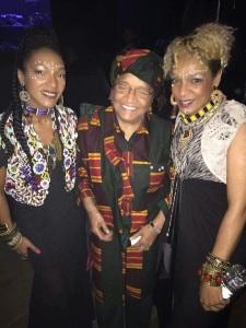 Nubians, President Sirleaf